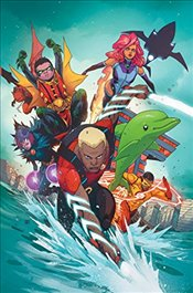 Teen Titans : The Rise of Aqualad : Volume 2 - Percy, Benjamin