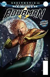 Aquaman : Rebirth : Volume 4 - Abnett, Dan