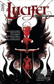Lucifer : Blood in the Streets : Volume 3 - Kadrey, Richard