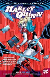 Harley Quinn : Red Meat : Volume 3 - Palmiotti, Jimmy