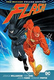 Batman : The Flash : The Button - King, Tom