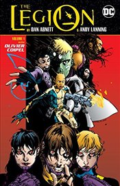 Legion by Dan Abnett and Andy Lanning : Volume 1 - Abnett, Dan