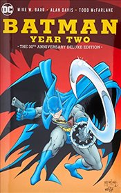 Batman : Year Two 30th Anniversary Deluxe Edition - Barr, Mike