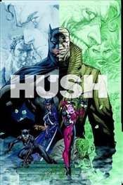 Batman : Hush 15th Anniversary Deluxe Edition - Loeb, Jeph