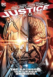 Justice League : The Darkseid War Saga Omnibus - Johns, Geoff