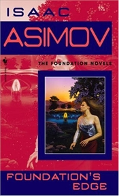 Foundations Edge - Asimov, Isaac