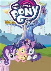 My Little Pony: The Cutie Map - Eisinger, Justin