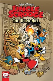Uncle Scrooge: The Third Nile - Gray, Jonathan