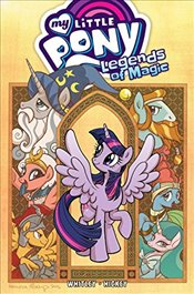 My Little Pony: Legends of Magic, Vol. 1 - Whitley, Jeremy