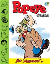 Popeye Classics, Vol. 11: The Giant and More - Sagendorf, Bud