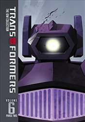 Transformers: IDW Collection Phase Two Volume 6 - Roberts, James