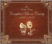 Real Classy Complete Bloom County: 1980 - 1989 - Breathed, Berkeley