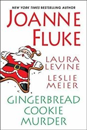 Gingerbread Cookie Murder - Fluke, Joanne