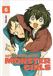 Interviews With Monster Girls 6 -