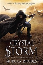 Crystal Storm: A Falling Kingdoms Novel - Rhodes, Morgan