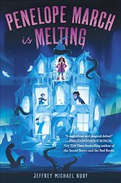 Penelope March Is Melting - Ruby, Jeffrey Michael