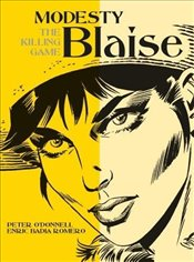 Modesty Blaise : The Killing Game - ODonnell, Peter