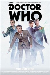 Doctor Who : The Lost Dimension : Volume 1 - Abadzis, Nick