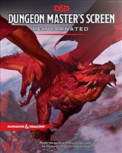Dungeon Masters Screen Reincarnated -