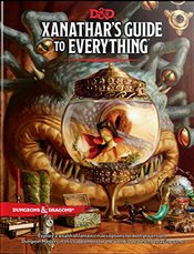 Xanathars Guide to Everything -
