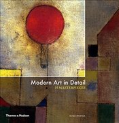 Modern Art in Detail : 75 Masterpieces - Hodge, Susie