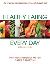 Healthy Eating Every Day - Carpenter, Ruth Ann