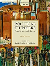Political Thinkers 3e : From Socrates to the Present - Boucher, David