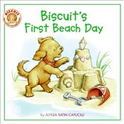 Biscuits First Beach Day - Capucilli, Alyssa Satin