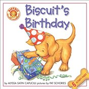 Biscuits Birthday - Capucilli, Alyssa Satin