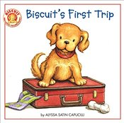 Biscuits First Trip - Capucilli, Alyssa Satin