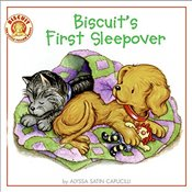 Biscuits First Sleepover - Capucilli, Alyssa Satin