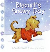 Biscuits Snowy Day - Capucilli, Alyssa Satin