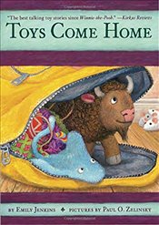 Toys Come Home: Being the Early Experiences of an Intelligent Stingray, a Brave Buffalo, and a Brand - Jenkins, Emily