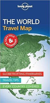 World Planning Map : Plan Your Globetrotting Itineraries - Lonely Planet