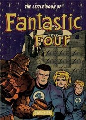 Little Book of Fantastic Four - Thomas, Roy