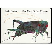 Very Quiet Cricket - Carle, Eric