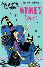Winnie and Wilbur: Winnies Jokes - Owen, Laura