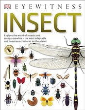 Insect: Explore the world of insects and creepy-crawlies – the most adaptable and numerous creatures - DK