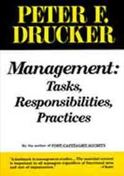 Management - Drucker, Peter F