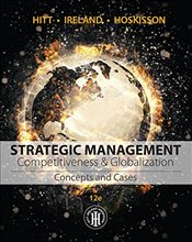 Strategic Management: Concepts and Cases: Competitiveness and Globalization - Ireland, R. Duane
