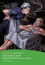 Curious Case of Benjamin Button : Pearson English Active Readers : Level 3 : Book + CD  - Fitzgerald, F. Scott