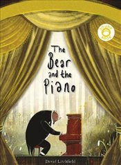 Bear and the Piano : Sound Book - Litchfield, David
