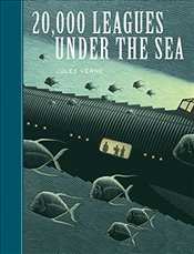 20,000 Leagues Under the Sea (Unabridged Classics) - Verne, Jules