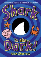 Shark in the Dark - Sharratt, Nick