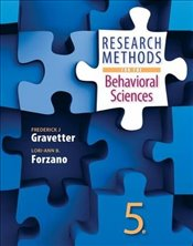 Research Methods for the Behavioral Sciences - Forzano, Lori-Ann