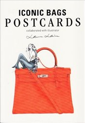 Iconic Bags Postcard Book - Fashionary,