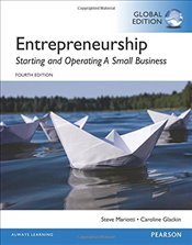 Entrepreneurship 4e PGE : Starting and Operating a Small Business - Mariotti, Steve
