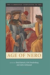 Cambridge Companion to the Age of Nero  - Bartsch, Shadi