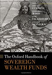 Oxford Handbook of Sovereign Wealth Funds - Cumming, Douglas J.
