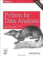 Python for Data Analysis 2e : Data Wrangling with Pandas, Numpy and IPython - McKinney, Wes